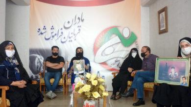 تصویر از جشن پیروزی خانواده های چشم انتظار استان زنجان – تیر 1399
