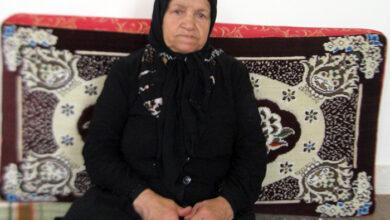 مادر حمید رضا نوری