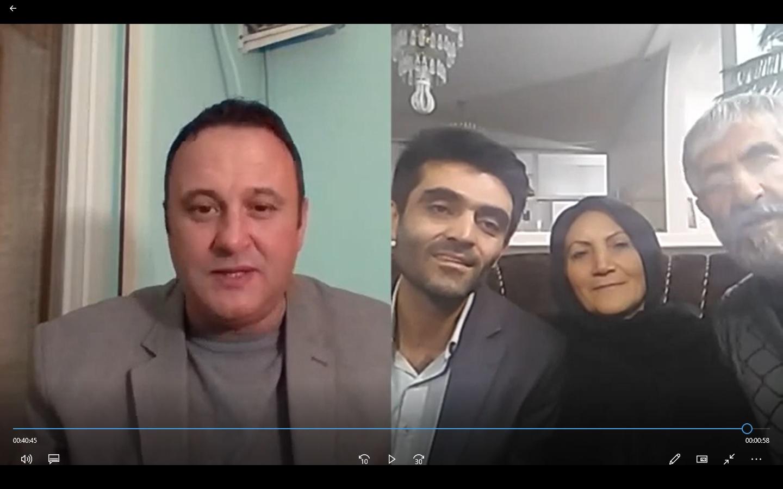 خانواده بهمن محمدنژاد