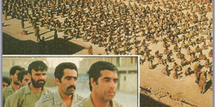 اسرای ایرانی در جنگ ایران و عراق