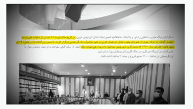 Photo of نمونه ای دیگر از واکنش عصبی و البته غیر منطقی فرقه رجوی به درخواست خانواده ها