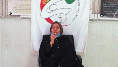 Photo of فاطمه پورعبدالهی: حسین جان با گلوی پربغض آرزوی دیدارت را دارم + فیلم