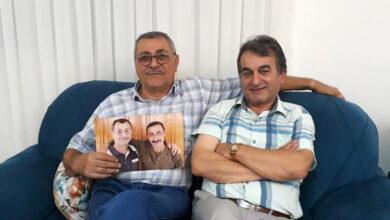 تصویر از دیدار مسئول انجمن نجات گیلان با خانواده اسماعیل پورحسن به روایت تصویر