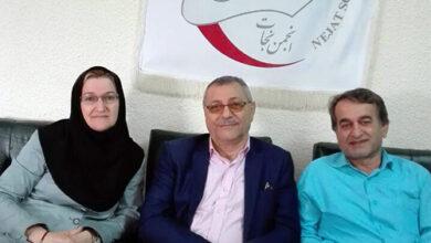 Photo of دیدار نوروزی انجمن نجات گیلان با حاج مرتضی پورحسن