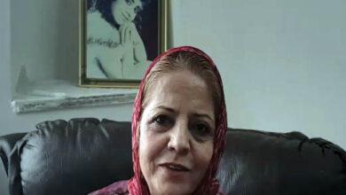 Photo of پیام نوروزی مادر پروانه ربیعی از استان مرکزی