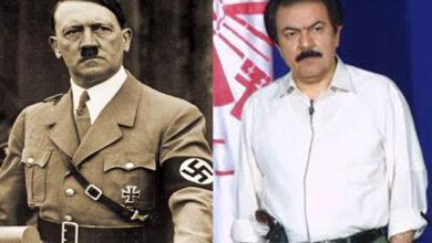 تصویر از رجوی و هیتلر – تشابهات دو دیکتاتور
