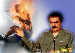 Photo of رجوی و شعار آتش آتش
