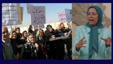 تصویر از تلاش خانواده ها؛ بزرگترین سلاح برای فروپاشی تشکیلات مجاهدین