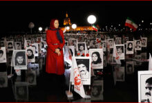 Photo of مریم رجوی و روضه خوانی برای کشته های 19 بهمن 60
