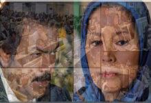 Photo of خانم رجوی چرا برای مردمی که گرا دادید و صدام موشک باران کرد اشک نریختید؟