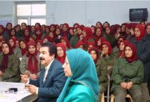 تصویر از ماجرای تعیین شورای رهبری در فرقه دجال رجوی