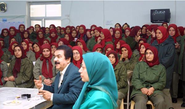 مریم و مسعود رجوی