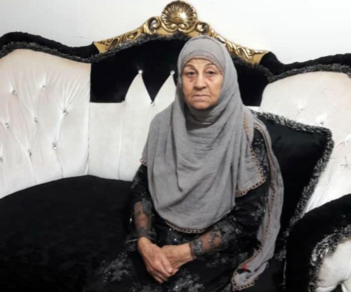 زهرا کعبی مادر محمد و فاطمه رئیسوند