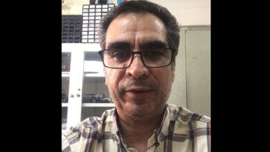 تصویر از منتظر خبر سلامتی برادرم حجت رضایی هستیم