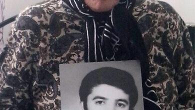 Photo of نامه خانم طاهره رضایی به فرزندش حسن رضایی اسیر در فرقه رجوی