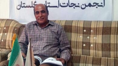 Photo of حضور شیراحمد روز رخ در دفتر انجمن نجات