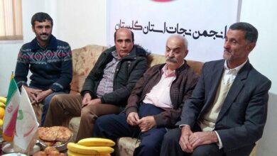 Photo of نشست خانواده های گلستانی با شیراحمد روزرخ
