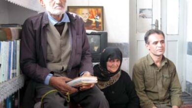 تصویر نگران سلامتی برادرم حسین ثابت رستمی هستیم