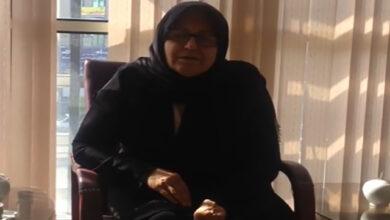 تصویر از پیام  تبریک سال نو مادر آزاده صبوری از استان البرز