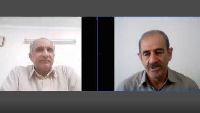 ایرج صالحی و علی مرادی
