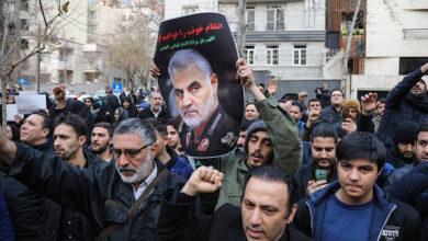 تصویر از پاسخ کوبنده مردم ایران به چرندیات رهبر مجاهدین