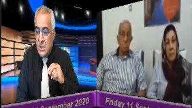مادر محمد علی ساسانی میهمان تلویزیون مردم تی وی