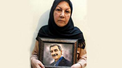 مادر محمد علی ساسانی