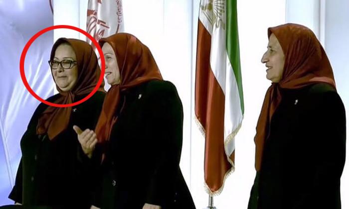 مهوش سپهری - زن در سازمان مجاهدین