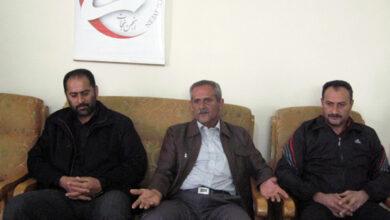 تصویر از به برادرم حسن شعبانپور اجازه بدهید تا با خانواده اش تماس بگیرد