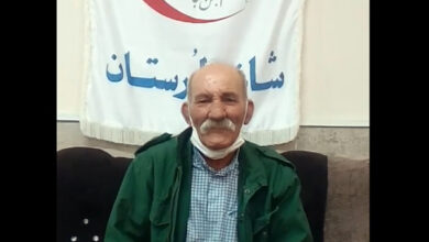 پدر رضا سلیمانی