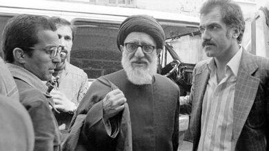Photo of واکنش سخت آیتالله طالقانی به مسعود رجوی