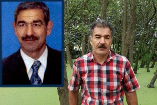 برادر محمد تارخی - مصطفی تارخی - از اراک