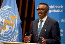 مدیر کل سازمان بهداشت جهانی