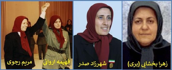 سرکوب زنان مجاهدین
