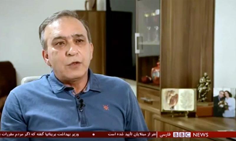 ادوارد ترمادو در مصاحبه با بی بی سی