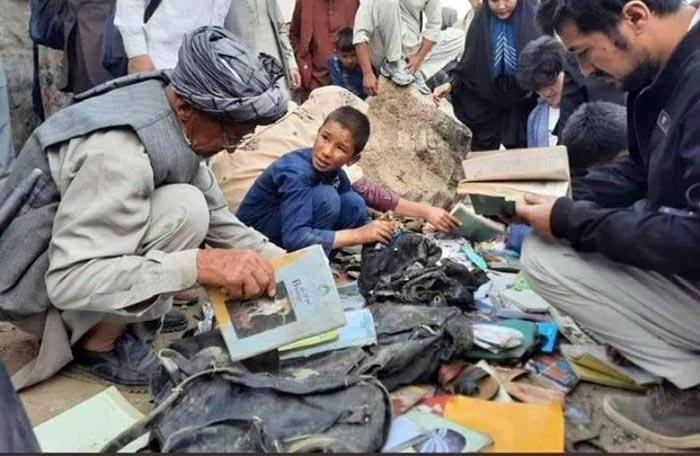 حمله تروریستی در شعیه نشین کابل