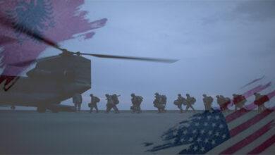 آمریکا و آلبانی و افغانستان