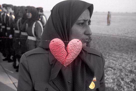 نقض حقوق زنان در سازمان مجاهدین خلق