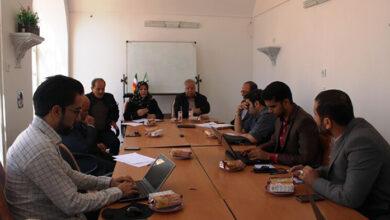 Photo of جلسه پرسش و پاسخ با حضور جدا شده های مجاهدین در یزد