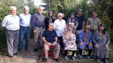 تصویر از دیدار از خانواده چشم انتظار محمد تقی یوسفی به روایت تصویر