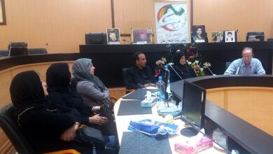 Photo of همایشی با حضور تعدادی از مادران قربانیان فرقه رجوی