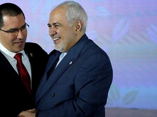 همکاری ایران و ونزویلا