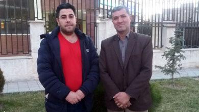 Photo of دیدار اعضای انجمن نجات با برادر امیر پرویزی