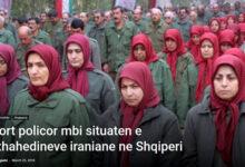 MEK members in Albania