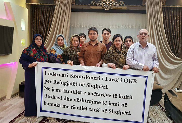 Families of MEK hostages plea for help