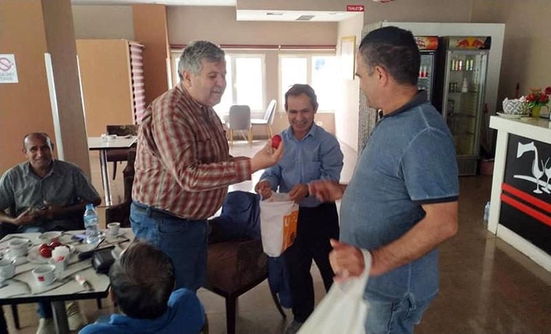 MEK Defectors in Albania - Thanasi