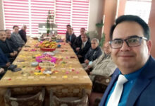 MEK defectors celebrated nowruz in Albania