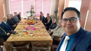 MEK defectors celebrated nowruz in Albania