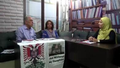 Somaye Mohamamdi family