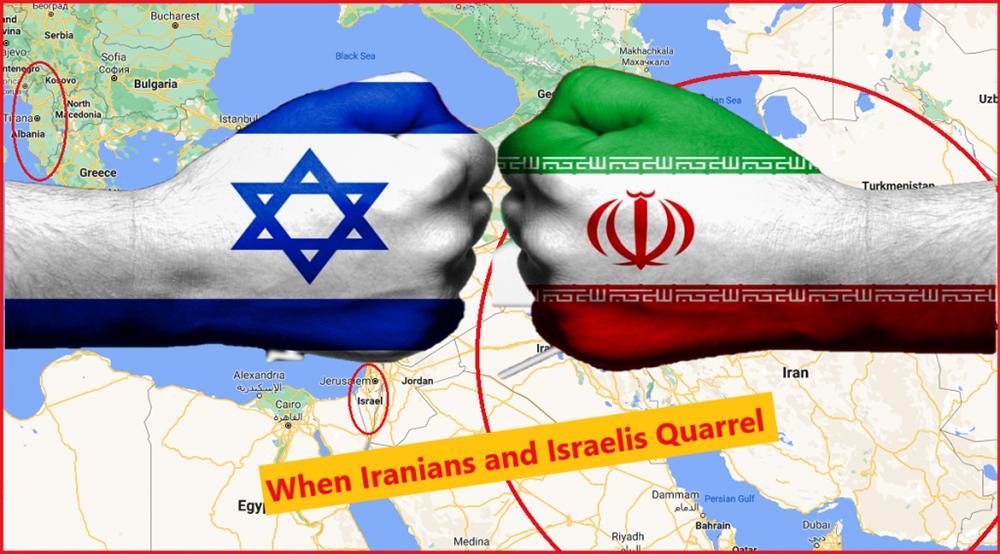 Iran - Israel - War